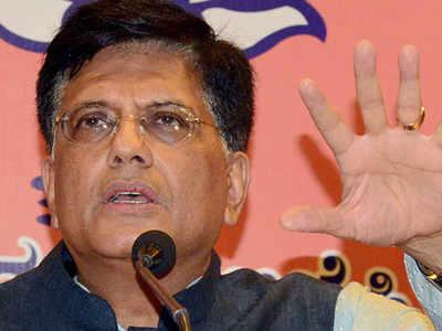FM Piyush Goyal promises help to 11 PSBs under RBI watch list