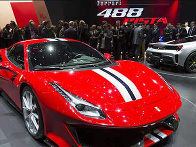 Autocar show: Here's why the Ferrari 488 Pista is so special