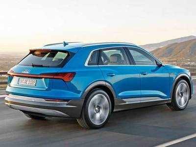 Autocar Show: Audi e-tron first look