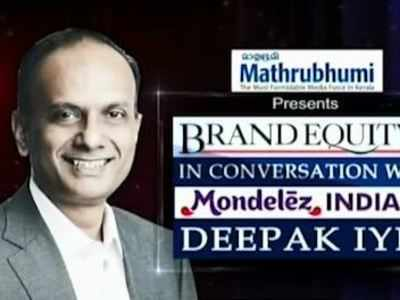 Brand Equity: In conversation Deepak Iyer, MD Mondelez India