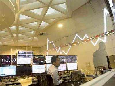 Sensex ends lower by 22 points, Nifty holds above 10,950