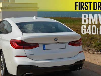First Drive: BMW 640i GT