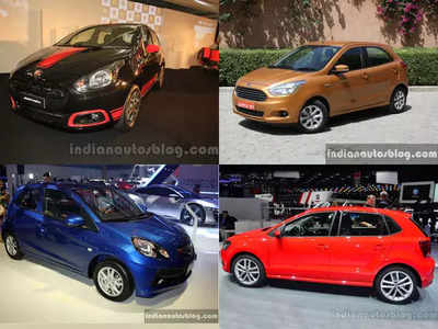 Autocar show: Year end discounts on Hatchbacks
