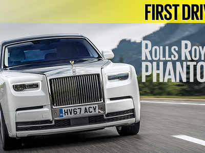 First drive and review: 2018 Rolls-Royce Phantom