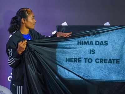 Watch: Hima Das' journey in her own words