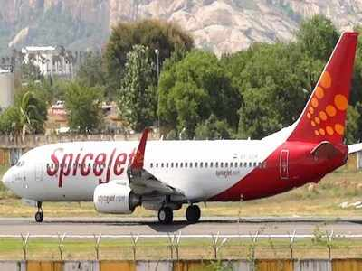 SpiceJet Q1 net loss at Rs 38.06 crore