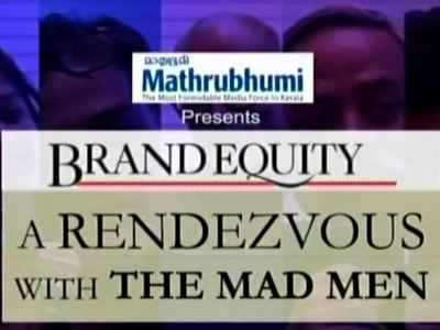 Brand Equity: A rendezvous with The Mad Men