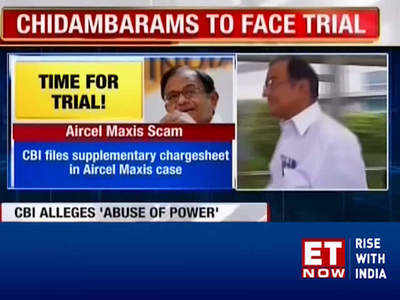 Aircel Maxis case: CBI files supplementary charge-sheet, names P Chidambaram as co-accused