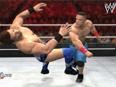 Technoholik game review: WWE 2012