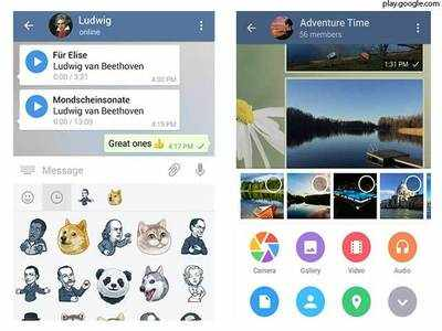 Telegram Pictures: Telegram Photos / Images