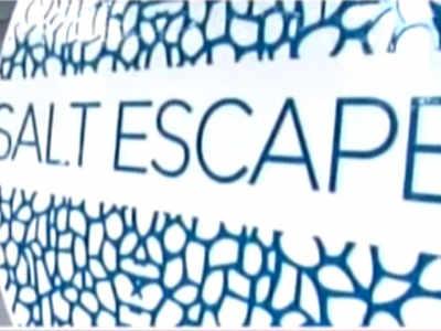 Salt spa: Breathe easy with salt therapy