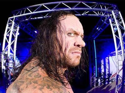 A WWE legend