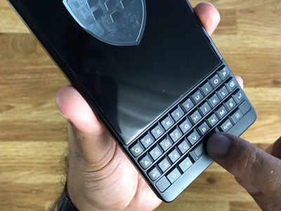 BlackBerry KEY2 LE: Latest News & Videos, Photos about BlackBerry