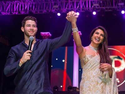 Priyanka Chopra, Nick Jonas tie the knot in a Hindu ceremony; go traditional with a 'haldi-chooda' function