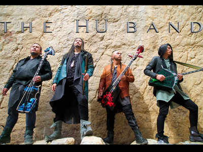 Mongolian roots: The Hu's music is more expansive & subterranean than drowning