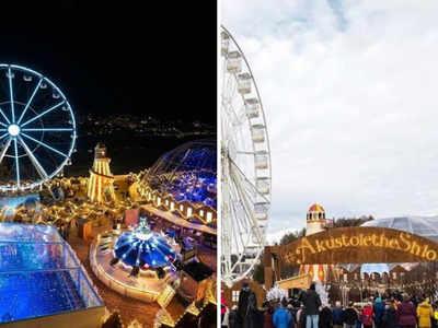 Ambanis opened #AkuStoleTheShlo winter wonderland to locals; St. Moritz mayor calls it his best 2 hours