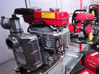 DC Generators: Gensets that are very reliable with efficiency ratings of 85-95%