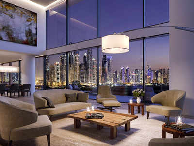 UAE's second-most expensive penthouse that sold at $20 mn has 5 bedrooms, rooftop terrace & a pool