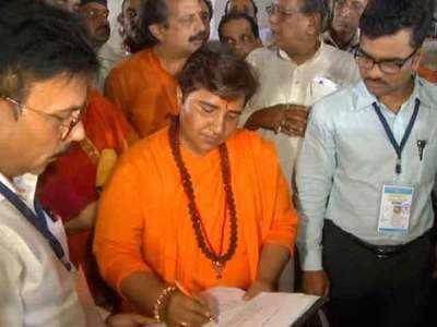 Pragya Singh Thakur wins Bhopal LS seat by over 3 lakh votes