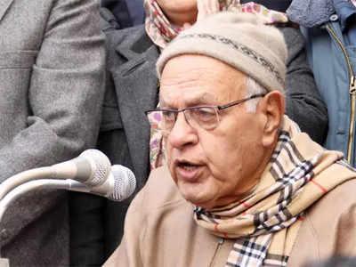 NC will form next J&K govt: Farooq Abdullah