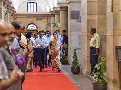 Budget 2019: Why Sitharaman doesn't have much leeway on fiscal deficit