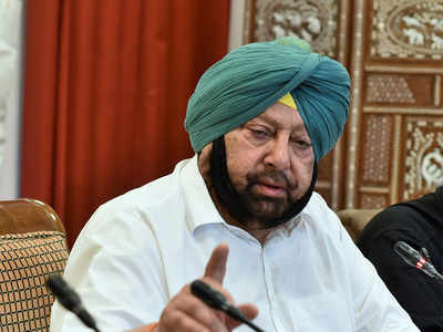 Excess water being released to Pakistan to prevent floods: Punjab CM Amarinder Singh