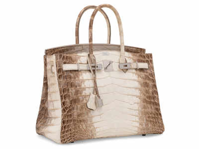 Hermès Birkin rakes in over $2 mn at auction to become second most expensive handbag