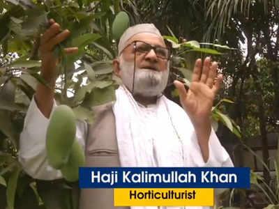 'Mango Man' grows new variety named after Amit Shah