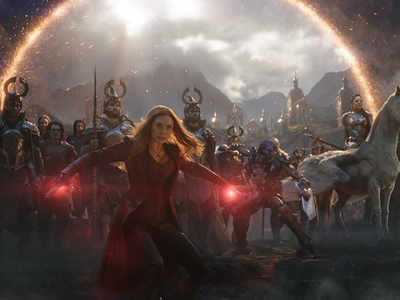 Wait, there's more: 'Avengers: Endgame' set to return with new footage