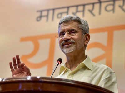 S. Jaishankar files nomination papers for Rajya Sabha poll