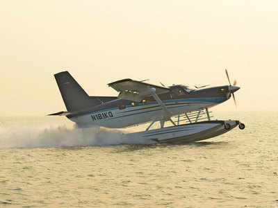 Seaplane services to soon begin in Tehri Lake