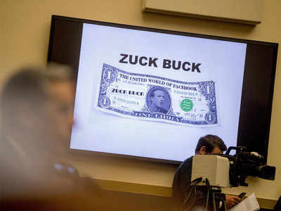 Democrats pan 'Zuck buck,' want Facebook to rein in currency plan