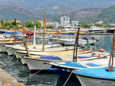 Balkan magic: Travelling through the towns of Budva & Kotor is like stepping into a bygone era