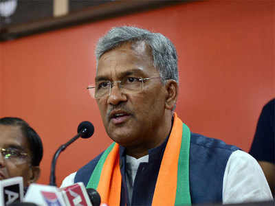 Only cows breathe out oxygen: Uttarakhand CM Trivendra Singh Rawat