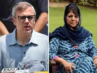In detention, Omar Abdullah hits the gym, Mehbooba Mufti buries herself in books