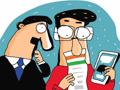 MeitY pings UIDAI on Aadhaar-social media linking