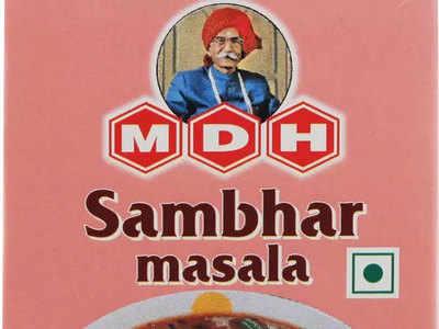USFDA finds Salmonella bacteria in MDH sambar masala
