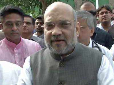 Hindi will unite the country: Amit Shah