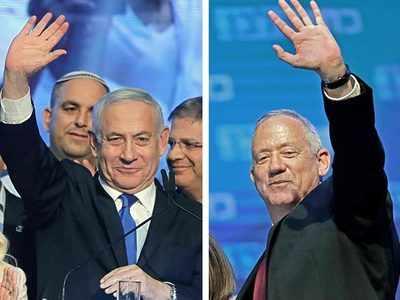 Israel elections: Netanyahu, Gantz camps deadlocked after repeat polls