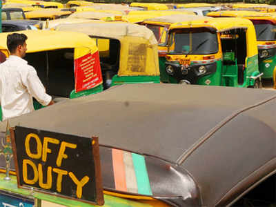Transport strike in Delhi today, likely to choke metro as cab drivers protest hefty fines