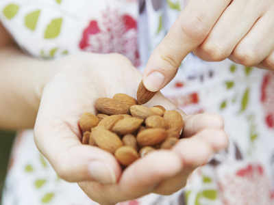 Forever young? Eating almonds daily may help reduce facial wrinkles