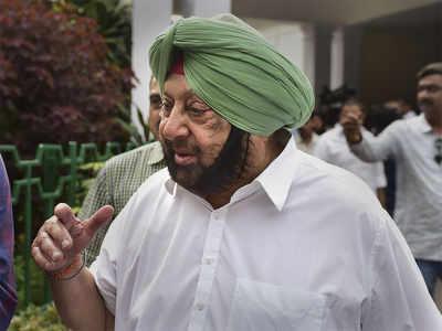 Akalis 'shamelessly and willfully heaped humiliation' on Akal Takht Jathedar: Amarinder Singh