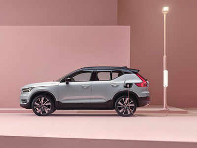 Volvo unveils fully-electric XC40 Recharge with Android operating system, price yet to be announced