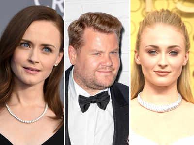 Alexis Bledel named most dangerous celebrity online; James Corden, Sophie Turner follow