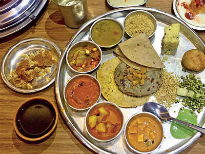 Is Indian food a collation of regional styles of cooking or is there a thread of commonality?