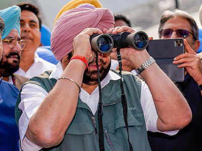 India should remain alert from Pakistan: Punjab CM on Kartarpur corridor opening