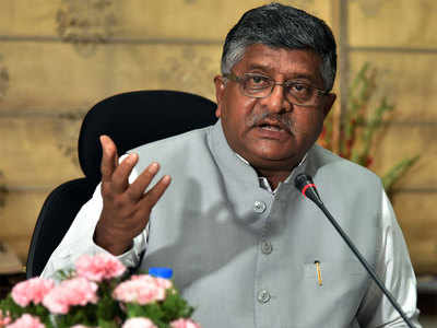 Become thinkers and not just officers: Ravi Shankar Prasad