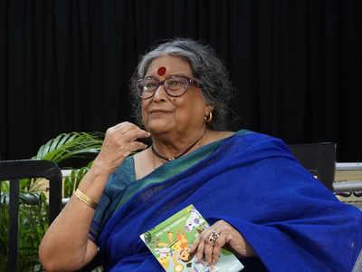 Padma Shri awardee Nabaneeta Dev Sen's indefatigable lightness of being