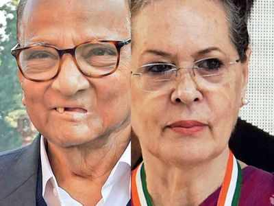 Congress' final decision after Sonia-Pawar telephonic talk