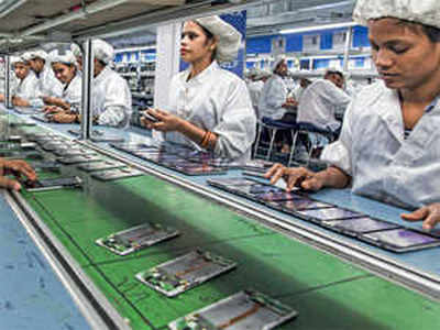 'Make in India' hub Noida to churn over 30 crore mobiles in 5 years